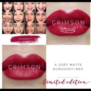 Crimson Limited Edition LipSense